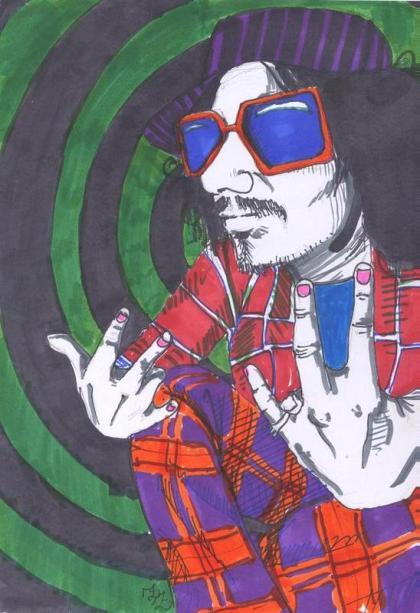 dbt blue red green vortex gangsta