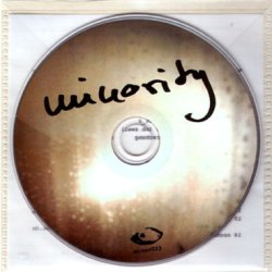 minority cd minor label germany